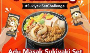 Pemenang Kontes Adu Masak Sukiyaki Set Berhadiah Voucher Yoshinoya