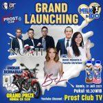 Saksikan Acara Grand Launching MILK-IDO Ada Undian Berhadiah Motor