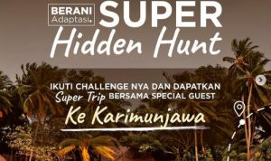 Super Hidden Hunt Berhadiah Trip ke Karimun Jawa, Kamera 360, dll
