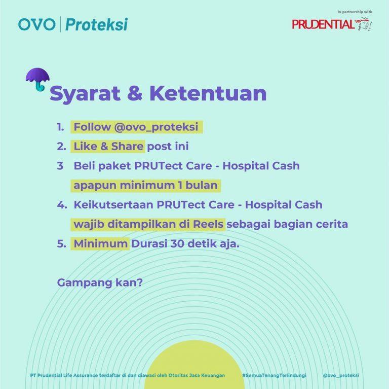 Kontes Reels OVO Sehat Itu Emas Berhadiah Logam Mulia, Samsung A52, dll
