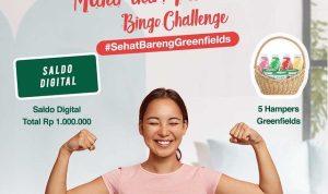 Kuis Sehat Bareng Greenfields Berhadiah Saldo Total 1 Juta & Hampers
