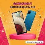 Kuis Tebak Gambar Bukalapak Samsung Galaxy A12 Untuk 1 Pemenang