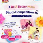 Lomba Foto Be A Better Mom Daia Berhadiah Emas, Setrika & E-Voucher