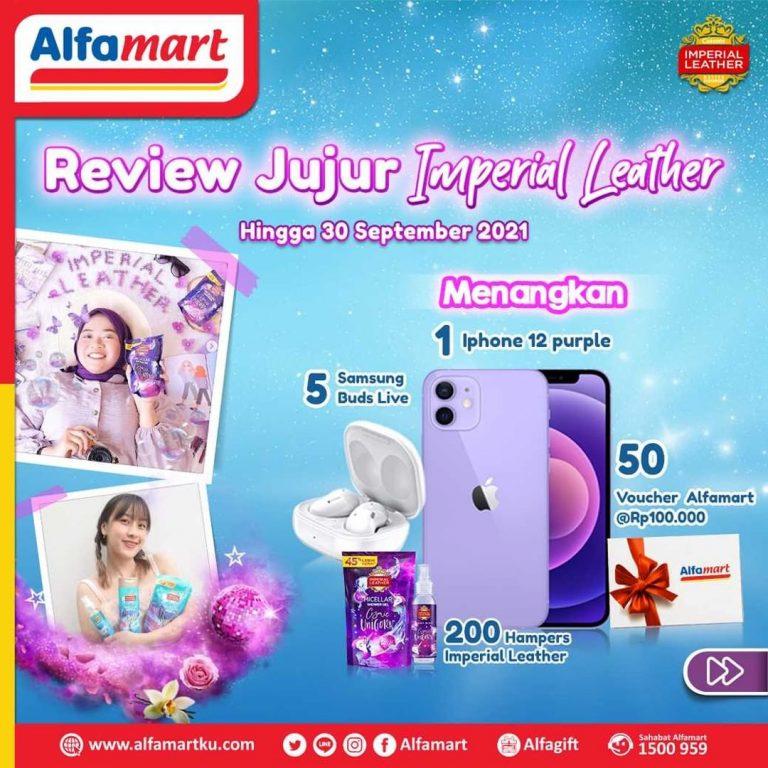 Review Jujur Imperial Leather Menangkan iPhone 12 Purple dan lainnya