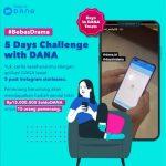 5 Days Challenge With DANA Berhadiah Saldo Total 15 Juta Rupiah