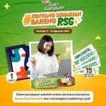 Kenyang Seharian Bareng RSG Hadiah Tablet & Saldo Total 1.5 Juta