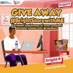 Kuis Cerita Bright Store With Me Berhadiah Saldo LinkAja Total 1.5 Juta