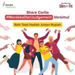 Kuis Cerita Merdeka dari Judgement Hadiah OVO & Produk Untuk 17 Winner