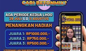 Kuis Filter Instagram Cari Betonmix Total Hadiah Jutaan Rupiah