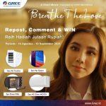 Kuis Komentari Film Berhadiah Air Cooler, Smartphone, Oven dan lainnya