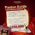 Kuis Pantun Battle Kemerdekaan Hadiah Uang Tunai Total 750.000