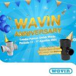 Kuis Pantun Wavin Anniversary Menangkan Saldo OVO Total 1,5 Juta
