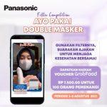 Lomba Filter IG Pakai Double Masker Berhadiah Total 7.5 Juta