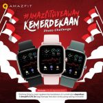 Lomba Foto Kemerdekaan Berhadiah Smartwatch Amazfit GTS 2e