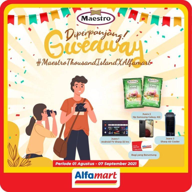 Lomba Kreasi Maestro Mayonais Berhadiah TV Android Sharp 32 Inchi-slide