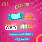 Lomba Semangat Merdeka Berhadiah Nintendo Switch Lite dari JETZ