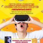 Main Game AR Filter Momogames Berhadiah Realme 8 dan Voucher Gplay