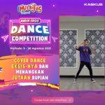 Milkjus Makin Eksis Dance Competition Berhadiah Total 8,5 Juta