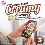Rekam Video Pas Beli Creamy Latte Di Alfamart Hadiah Saldo OVO 2 Juta