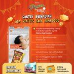 Tunjukin Momen Santuy Piattos Sapi Jumbo Berhadiah TV 42 Inch & Saldo