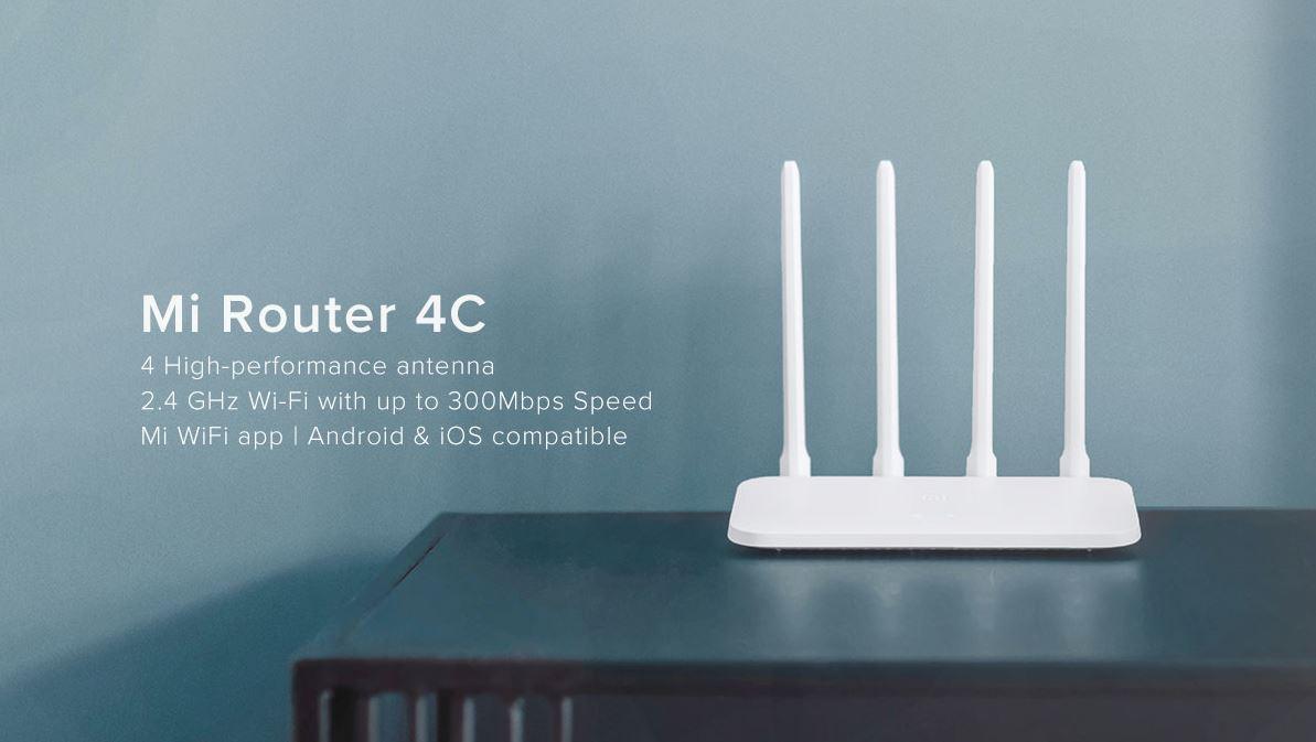 Xiaomi Mi 4C Router