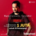 Giveaway Brata Season 2 Berhadiah Pulsa 1 Juta Rupiah Untuk 10 Pemenang