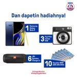 Pakai Filter Jangan Kendor Berhadiah SAMSUNG Note 9, Kamera, dll