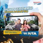 Lomba Foto Daihatsu Setia 2021 Berhadiah Uang Total 50 Juta Rupiah