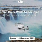 Lomba Foto Drone Focus Nusantara Berhadiah 1 unit DJI Mavic Mini