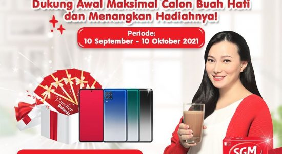 Lomba Foto Segelas SGM Bunda Berhadiah 10 Smartphone & Voucher (2)