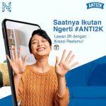 Lomba Video Reels Ngerti #ANTI2K Berhadiah Fitbit, Air Fryer & Earphone