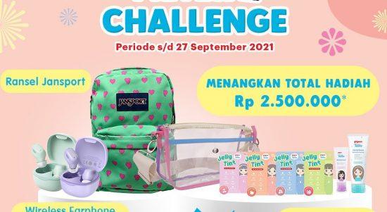 Pigeon Teens Filter Challenge Berhadiah Total 2.5 Juta Rupiah