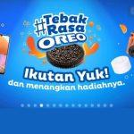 TikTok Challenge Tebak Rasa OREO Berhadiah Samsung A32, Instax SQ-1, dll