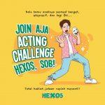 Tiktok Challenge Hexos Acting Berhadiah Uang Tunai Total 12 Juta Rupiah