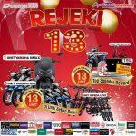 Undian Rejeki 13th Depo Bagoes Bangunan Berhadiah Motor & Sepeda