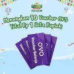 Kuis Promina Snack Carnival Berhadiah Voucher OVO Total 1 Juta