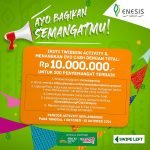 Dukung PON XX Papua Menangkan OVO Total 10 Juta Untuk 200 Pemenang