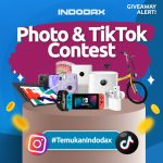 Indodax Photo & TikTok Contest Berhadiah Total Puluhan Juta Rupiah!