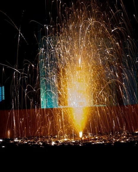 Kembang Api Fountains
