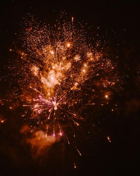 Kembang Api Glitter