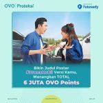 Kuis Judul Poster Drama Mobil Berhadiah Total 6 Juta OVO Points