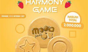 Kuis Screenshot Harmony Game Berhadiah OVO Total 2 Juta Rupiah