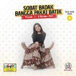 Lomba Foto Bangga Pakai Batik Berhadiah OVO/Gopay Untuk 20 Pemenang