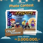 Lomba Foto City Of Festive Berhadiah Jutaan Rupiah Untuk 6 Juara Terpilih