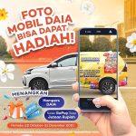 Lomba Foto Mobil Daia Terbaru Berhadiah Gopay Jutaan Rupiah & Hampers