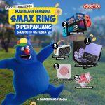Lomba Foto Nostalgia Bersama SMAX Ring Berhadiah SAMSUNG Flip 5
