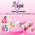 Lomba Foto Women Hope Berhadiah Smartphone OPPO & Produk Fiori