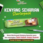 Lomba Kenyang Seharian Starterpack Berhadiah Total Jutaan Rupiah