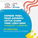 Lomba Menggambar Mobil Impian Berhadiah Total 96 Juta dari Toyota