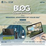 Lomba Menulis Blog Apartemen Sky House BSD+ Berhadiah TV 32 Inch
